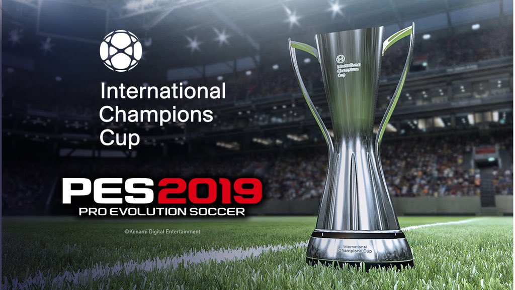 A couple of new @IntChampionsCup images to reinforce its inclusion in Master League... #PES2019 #ThePowerOfFootball    https://www. konami.com/wepes/2019/eu/ en/topic/new_feature_5 &nbsp; … <br>http://pic.twitter.com/LzQmMU8DVx