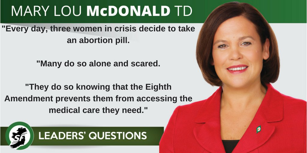 Sinn Fein On Twitter Maryloumcdonald Is Raising The Case