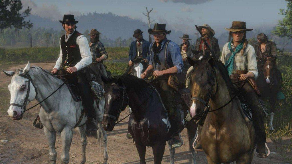 Good news: Red Dead Redemption 2 won't get delayed again https://t.co/4Ihdkilmqy