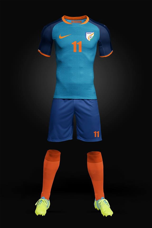 finest selection 699cf af688 football team jersey india