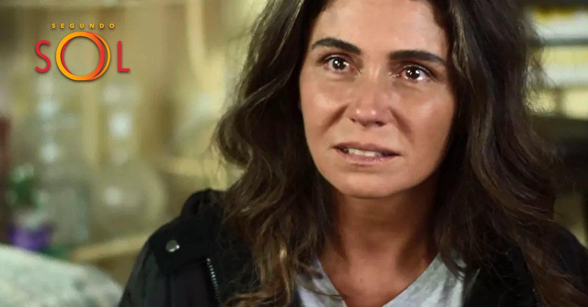 Ícaro reage ao reencontrar Luzia: 'Eu odeio você!' #SegundoSol https://t.co/HWhUMiS8JG