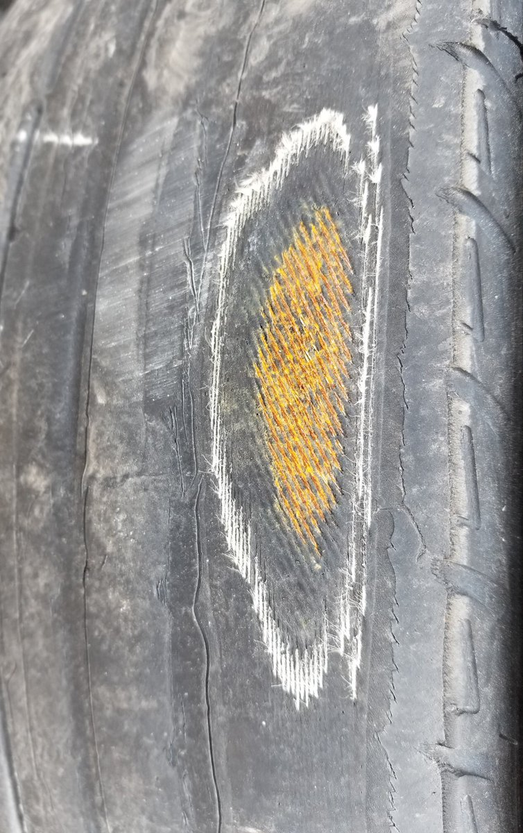 #Tires are one of the most important safety components on your vehicle.  The @NiagRegPolice is dedicated to #RoadSafety.<br>http://pic.twitter.com/R1QLU2ryR0