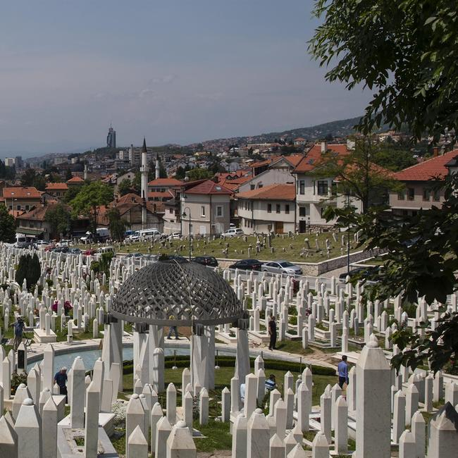 #INPHOTOS Ottoman Martyrs' Cemetery in Sarajevo to be renovated upon Erdoğan's instruction  https://t.co/REWweNq4DS