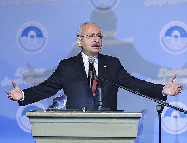 CHP leader responds to criticism over MP list: All candidates are precious @handefrt reports  https://t.co/6neIgn0m9c