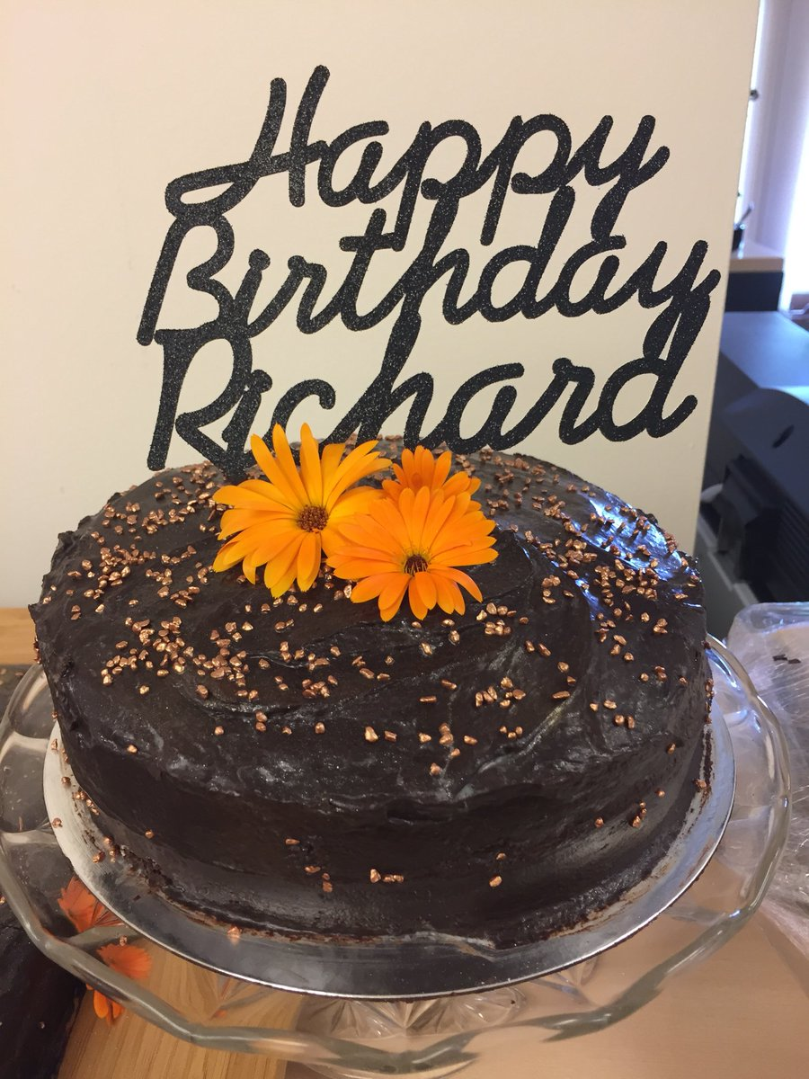 AshdownPhillips Auf Twitter Wishing Our Chairman Richard A Very Happy 21st Birthday Again Thanks To Wychs Kitchen For Great Cake