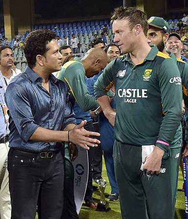 Like your on-field game, may you have 360-degree success off the field as well. You will definitely be missed, @ABdeVilliers17. My best wishes to you!