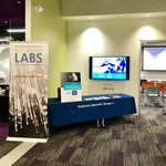 Our Corporate team is excited to be part of @iwpgh & @CarnegieMellon inaugural #AI & #Robotics venture fair today! #BuchananLABS @buchanannews