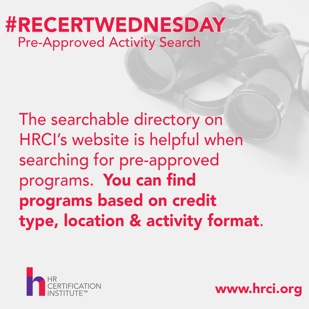 Hrcertinstitutehrci On Twitter On Twitter