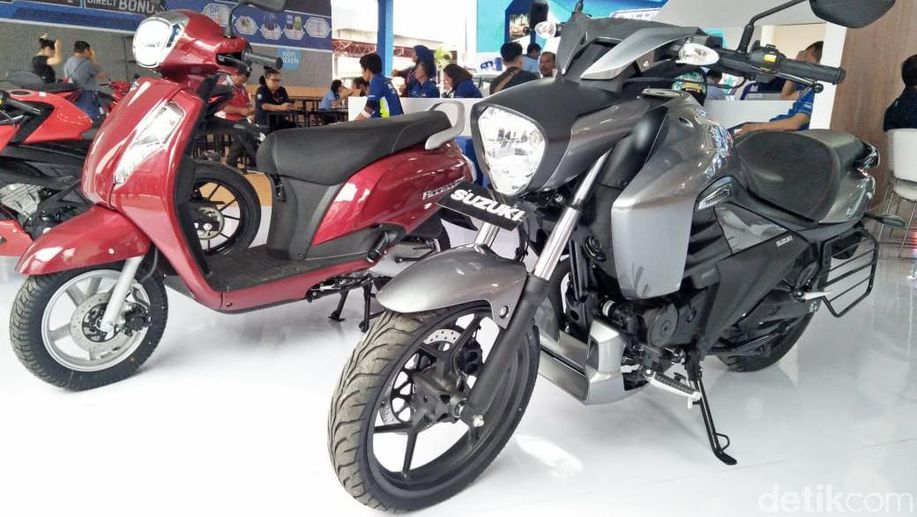 Wah, Ada 2 Motor Suzuki yang Bikin Pangling, Motor Apa Ya? https://t.co/HBhy7pQ6fd via @detikoto https://t.co/G06sXIEtCg