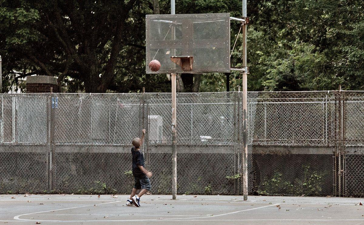 Ballcourt Series 011 #landscapephotography #ballcourts #nyc #film