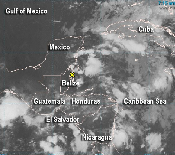 test Twitter Media - Atlantic Ocean - System 90L Near Belize Coast The National Hurricane Center (NHC) is watching the tropical low pressure area designated System 90L. NHC said ... https://t.co/Ho1uTJF9lL https://t.co/3eUKKvKRsE