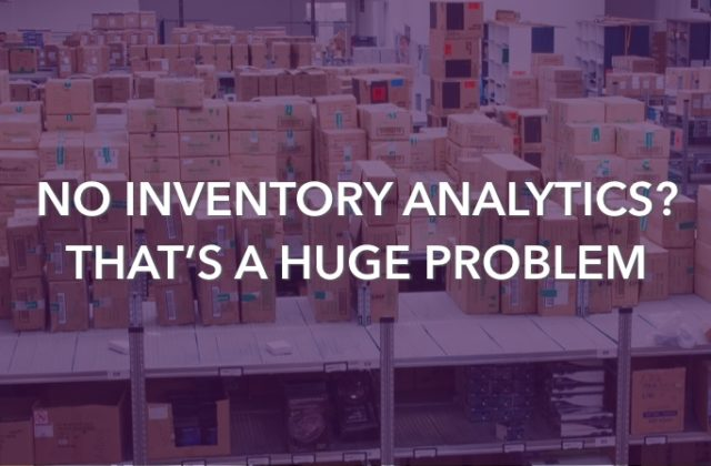 Latest post on #TheInventoryMentor &quot;Why do so few businesses use analytics for inventory?&quot; Have you thought that without proper insights into your #inventory, you're bound to repeat the same problems of excess and stock-outs again and again  https://www. netstock.co/why-do-so-few- businesses-use-analytics-for-inventory/ &nbsp; …  #perfectbalance <br>http://pic.twitter.com/wdzTeElVYc