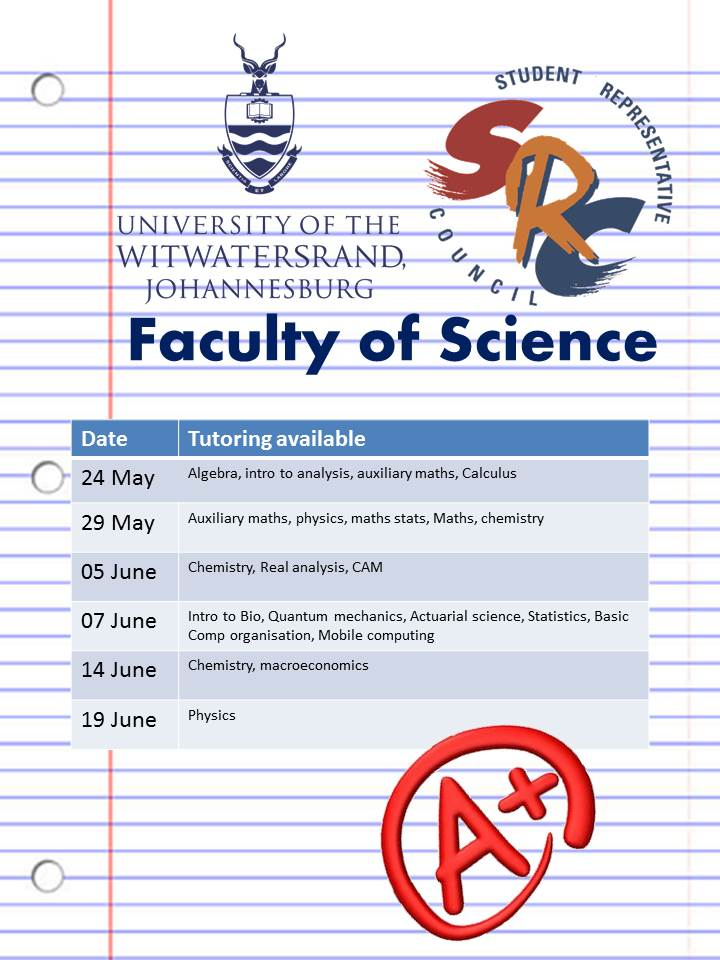 Wits SRC on Twitter: