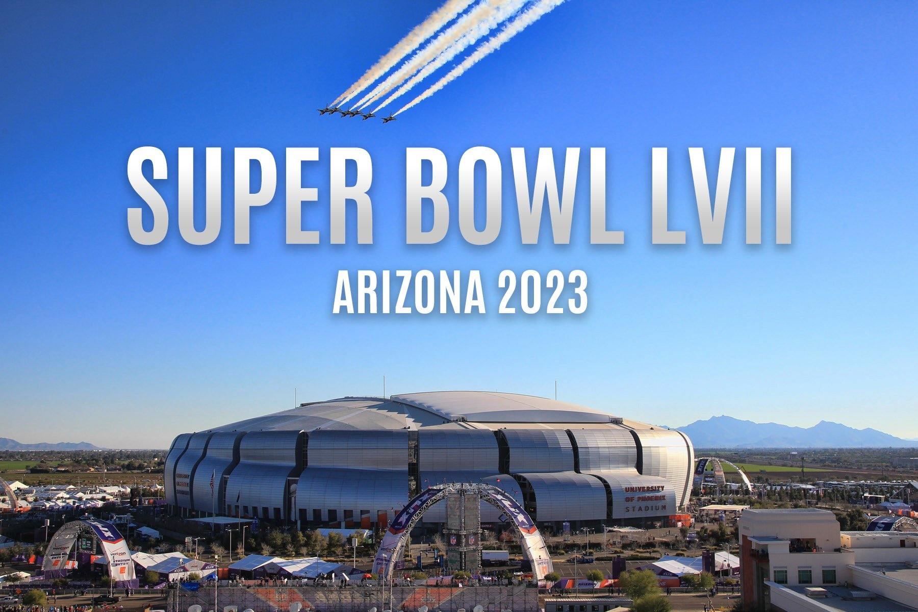 It is great to live in State 48.  AZ will be hosting Super Bowl LVII.  MORE ➡️ https://t.co/ccuIfjdZVp https://t.co/lyy8XVMzkK