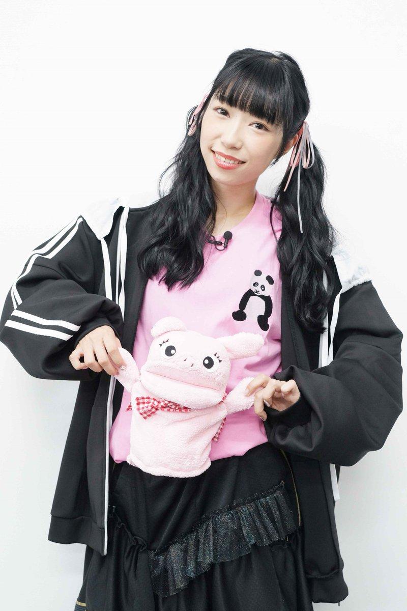 洋服が素敵な小林愛香さん