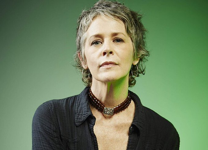 Wishing Melissa McBride ( a very Happy Birthday today!