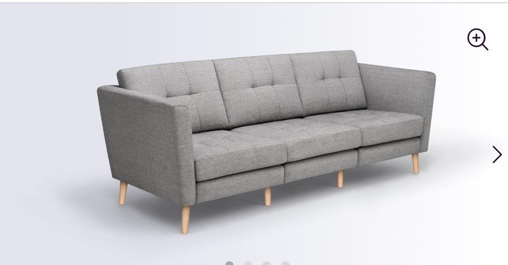 Prime Jenni Hilton On Twitter Yes I Love My Burrow Sofa Its Machost Co Dining Chair Design Ideas Machostcouk
