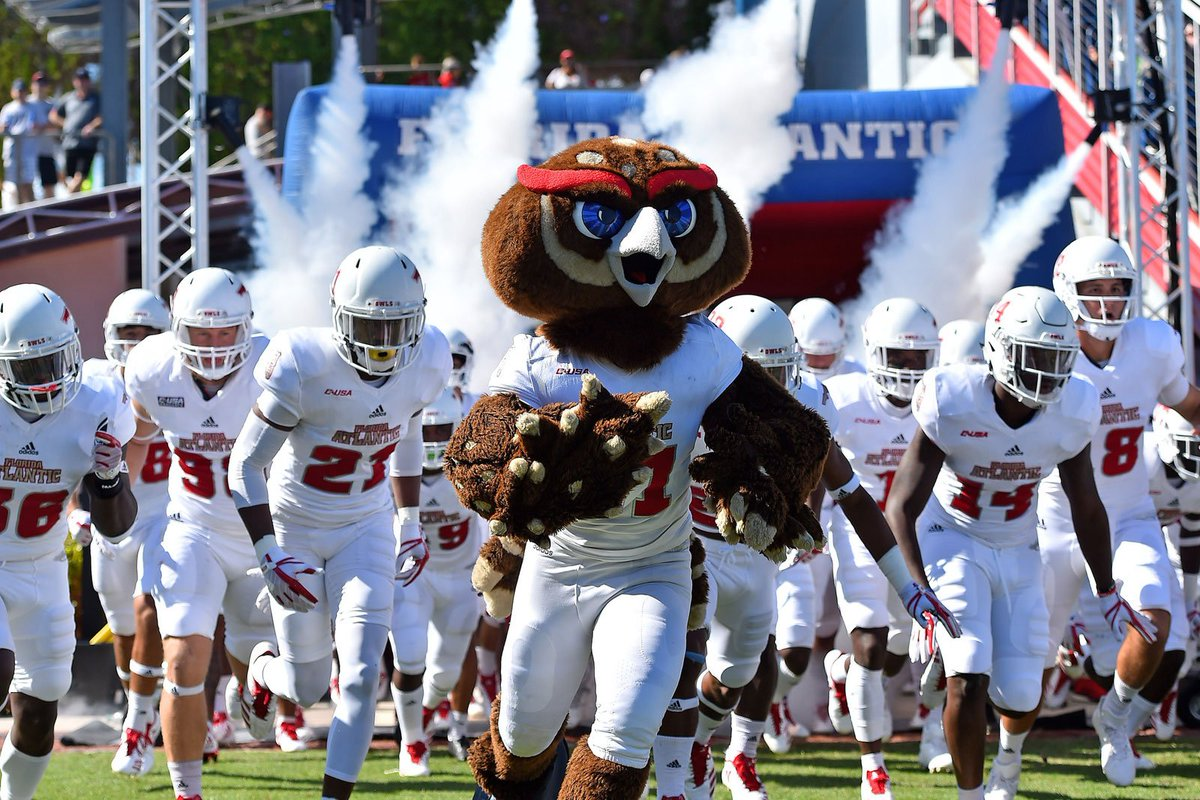 Florida Atlantic Football Schedule 2020 FBSchedules.on Twitter: