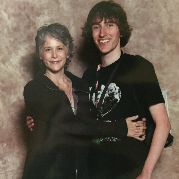 Happy Birthday Melissa McBride!!!