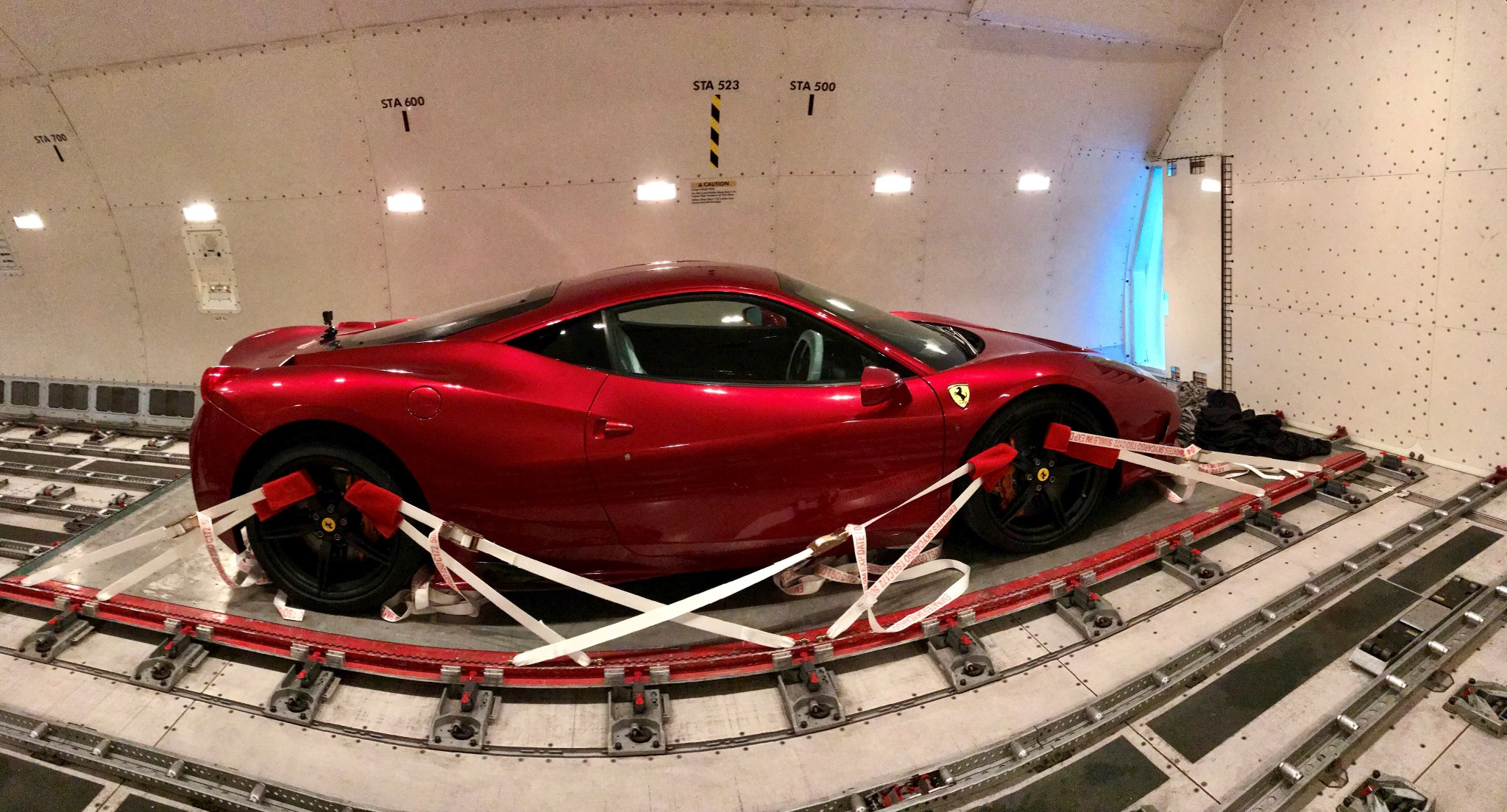 Heathrow Airport On Twitter Watch Mrjww S Account Of The Day His Ferrari 458 Speciale Flew Home Into Heathrow Https T Co O4paxhtojw Britainsbusiestairport Https T Co Nopakovg6b