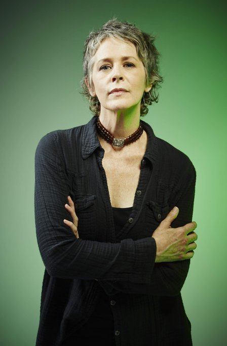 Happy Birthday Melissa McBride!