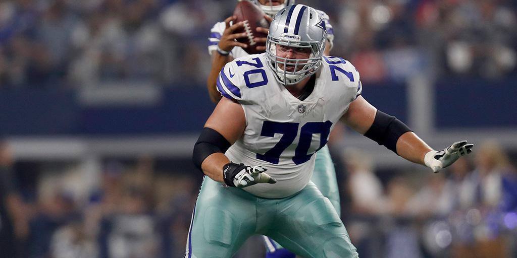 .@dallascowboys guard Zack Martin not present for OTAs: https://t.co/Douym2WM8B https://t.co/HeovYT8mLz