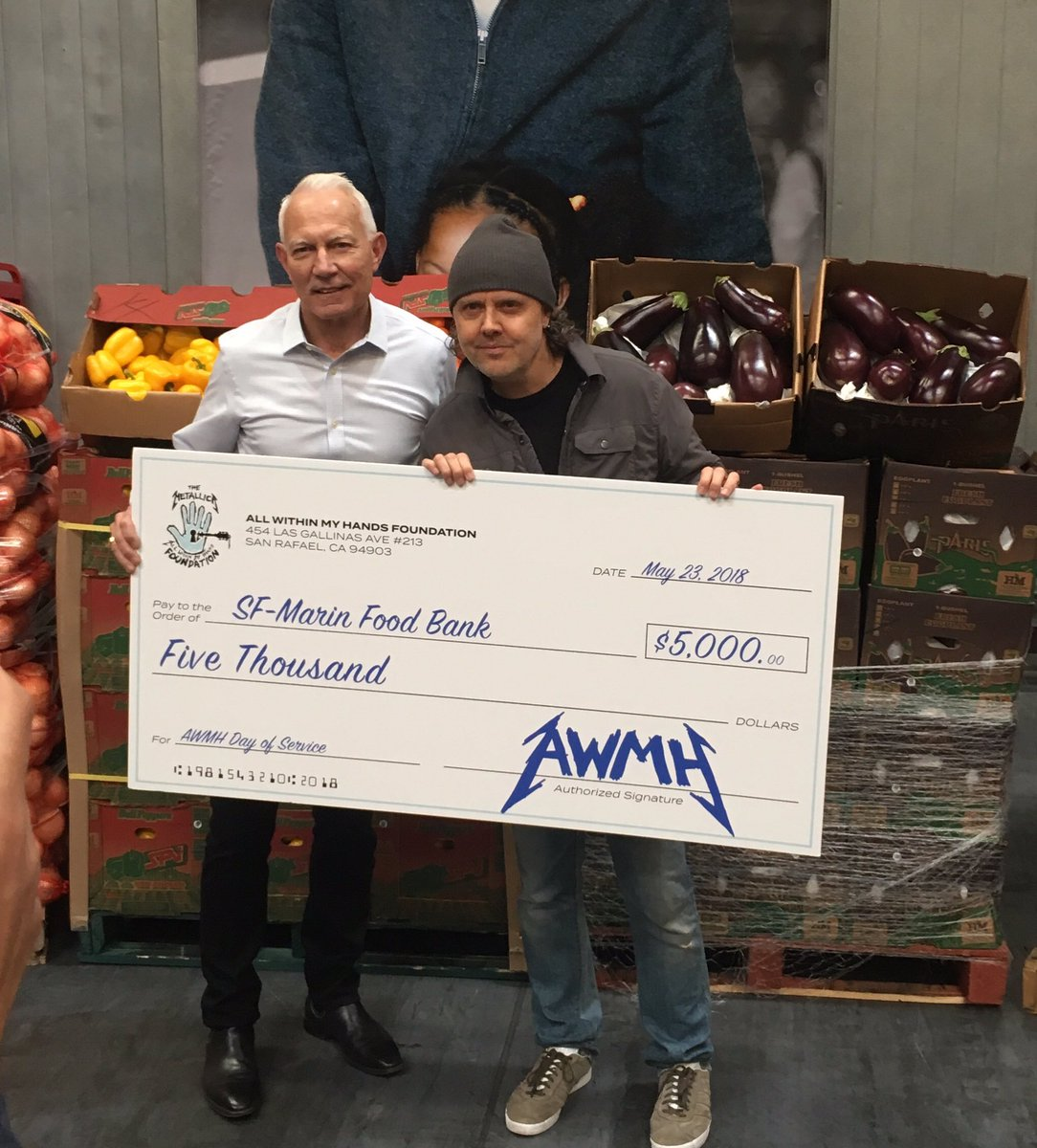 San Francisco Marin Food Bank On Twitter Great Day At The Food