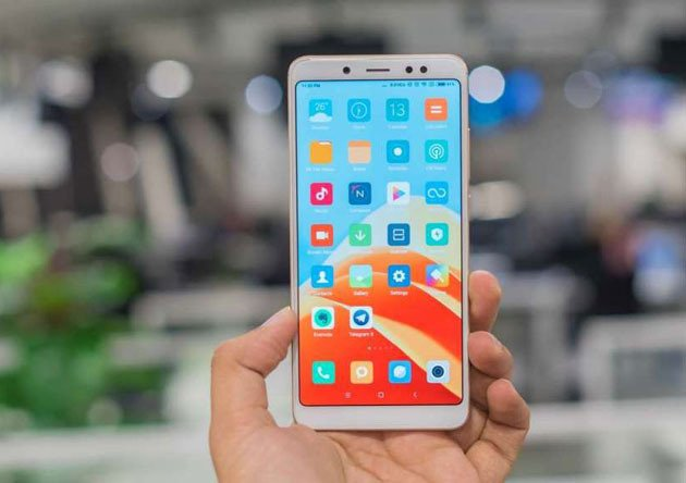 Xiaomi Redmi Note 5 Pro starts receiving Android Oreo-based update https://t.co/lpjYAx7Ek5 via @gadgetsnow https://t.co/GKyXvOup8H