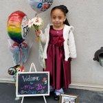 Image for the Tweet beginning: PRIDE: Our Kindergarten Track A