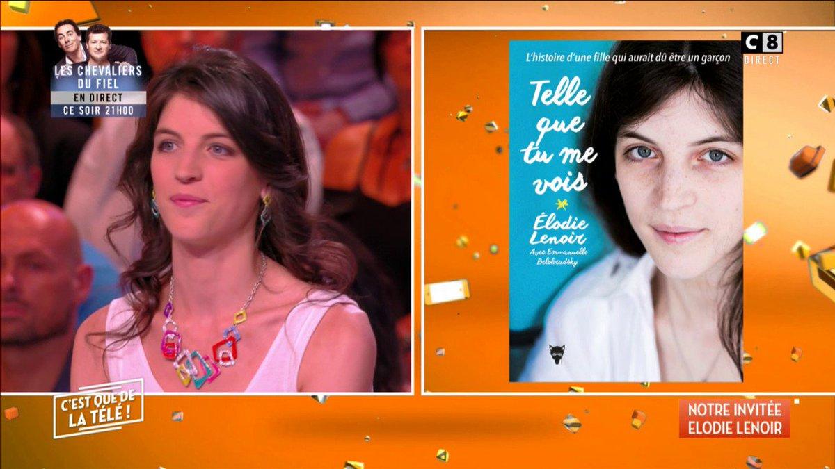 """Elodie Lenoir c'est que de la télé on twitter: """"elodie lenoir née """"xy"""" est dans"""