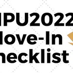 Getting ready for the big move, Class of 2022? Here's a helpful packing list: https://t.co/HVoUh2hXt6 Can't wait to see you in August! #HPU2022 #HPUMoveIn