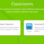 #MendixAcademy offers regular classroom courses that align with the learning paths, giving you a hands-on training experience. To start with the fundamentals, sign up for the RAD Classroom Course. https://t.co/PcoelJOTji