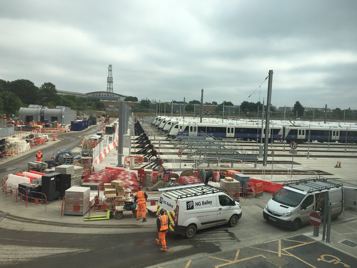 Dd5NVQOVQAIbWXS - The Elizabeth Line touts its first closures!