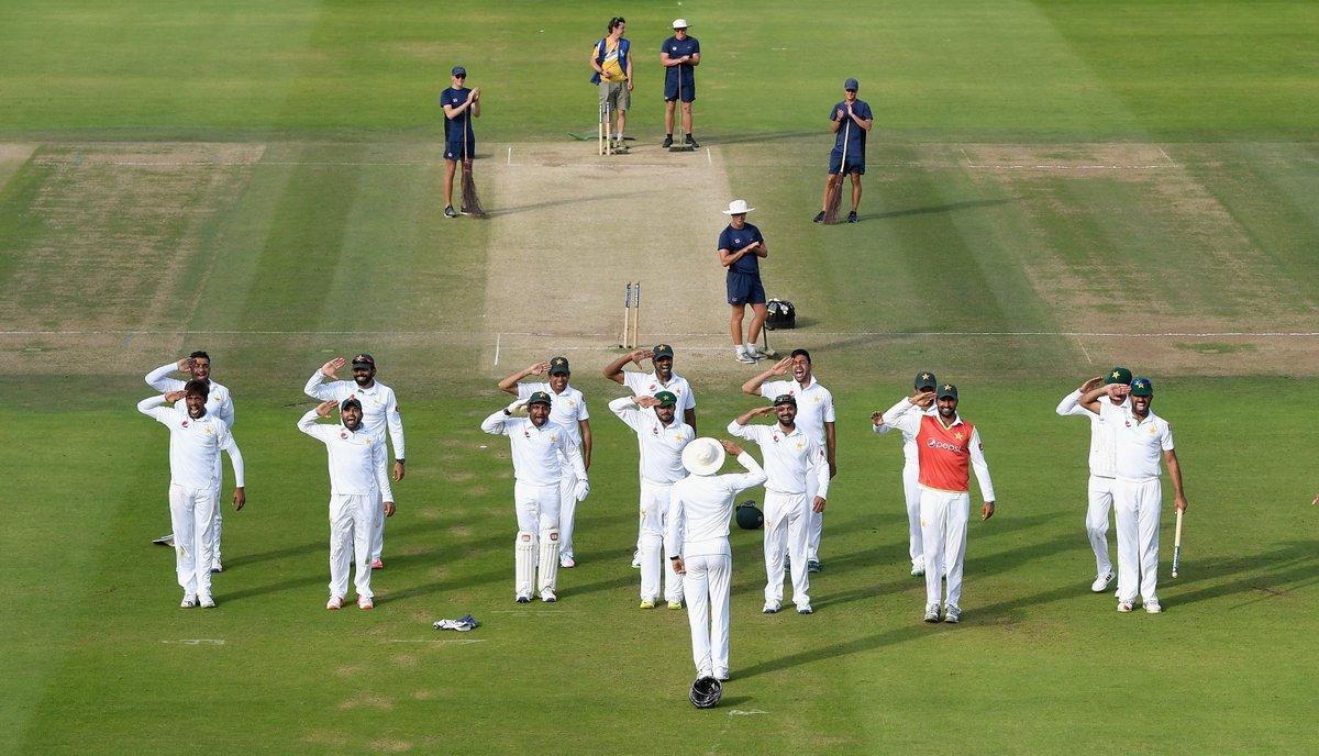 ICC's photo on #ENGvPAK