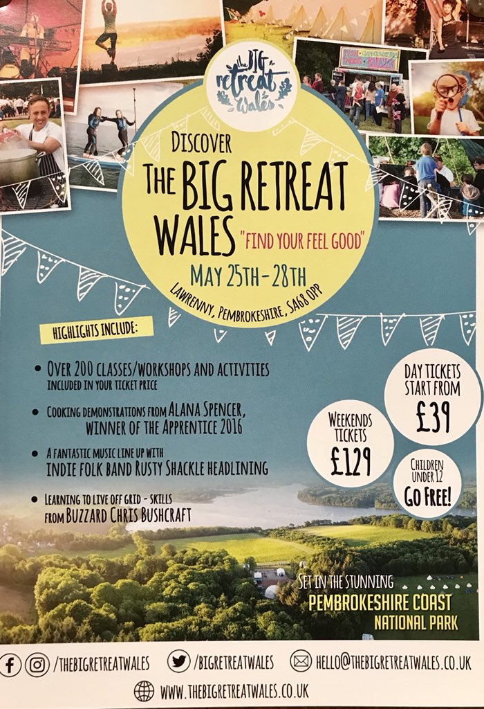 The Big Retreat Wales - #LiveMusic from @RustyShackleUK @Ragsy78 @TheSunDogs1 @The_Stangs @MattJFrederick &amp; more Fri 25th May at 10am Old Castle Terrace in Narberth @BigRetreatWales  http:// bit.ly/The-Big-Retrea t-Wales-at-Old-Castle-Terrace-in-Narberth &nbsp; … <br>http://pic.twitter.com/KVIf230FdE
