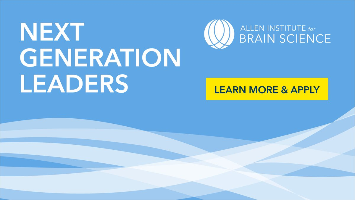 How To Apply Brain Science Of >> Allen Institute On Twitter Our Institute For Brain Science Is Now