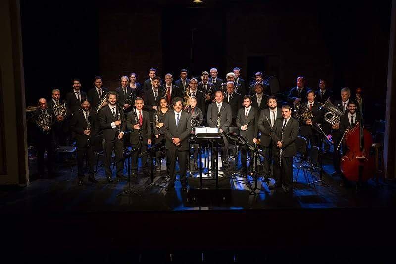 #SantaRosa | El viernes nuevo concierto de la Banda Sinfónica en el Teatro Español