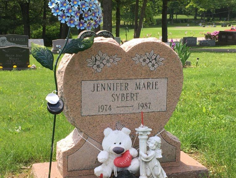 Image result for jennifer marie sybert