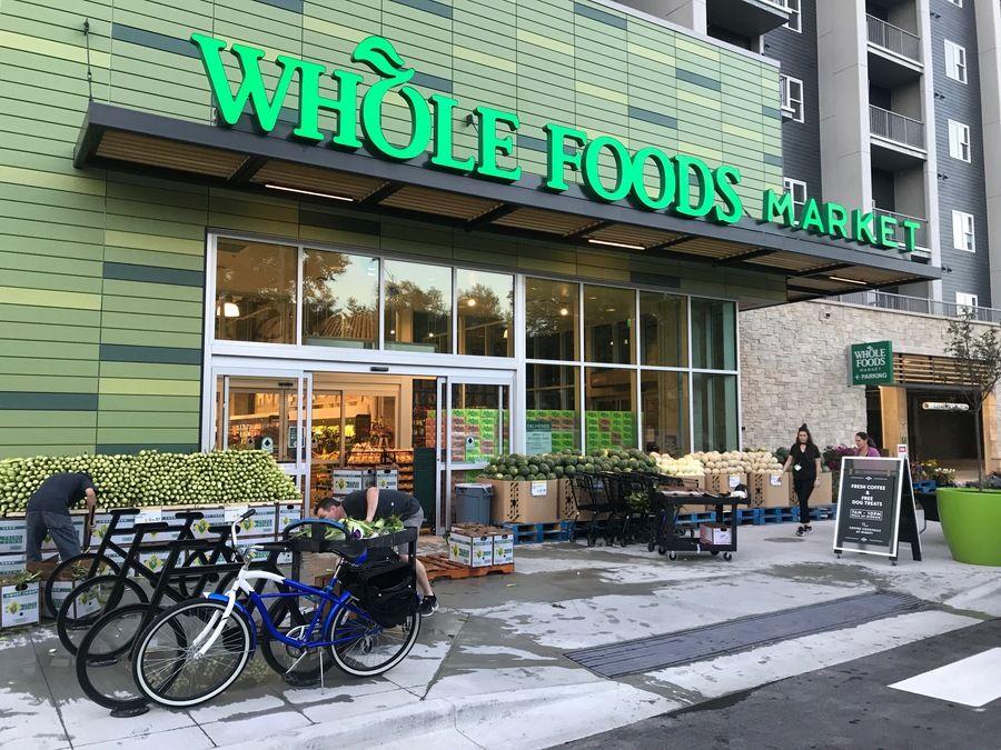 A look inside the new Kansas City Whole Foods Market https://t.co/hKQH1vKhcE