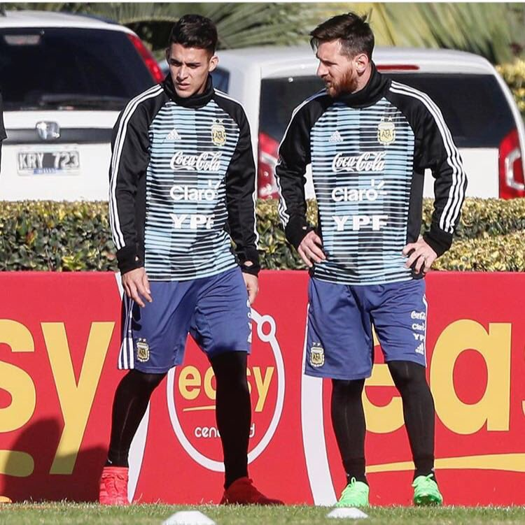 Información CABJ's photo on Messi