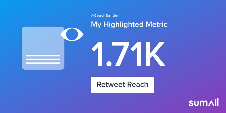 test Twitter Media - My week on Twitter 🎉: 8 Mentions, 6 Likes, 2 Retweets, 1.71K Retweet Reach, 2 New Followers. See yours with https://t.co/uK7x4DmQU5 https://t.co/VEbP0ZJeKr