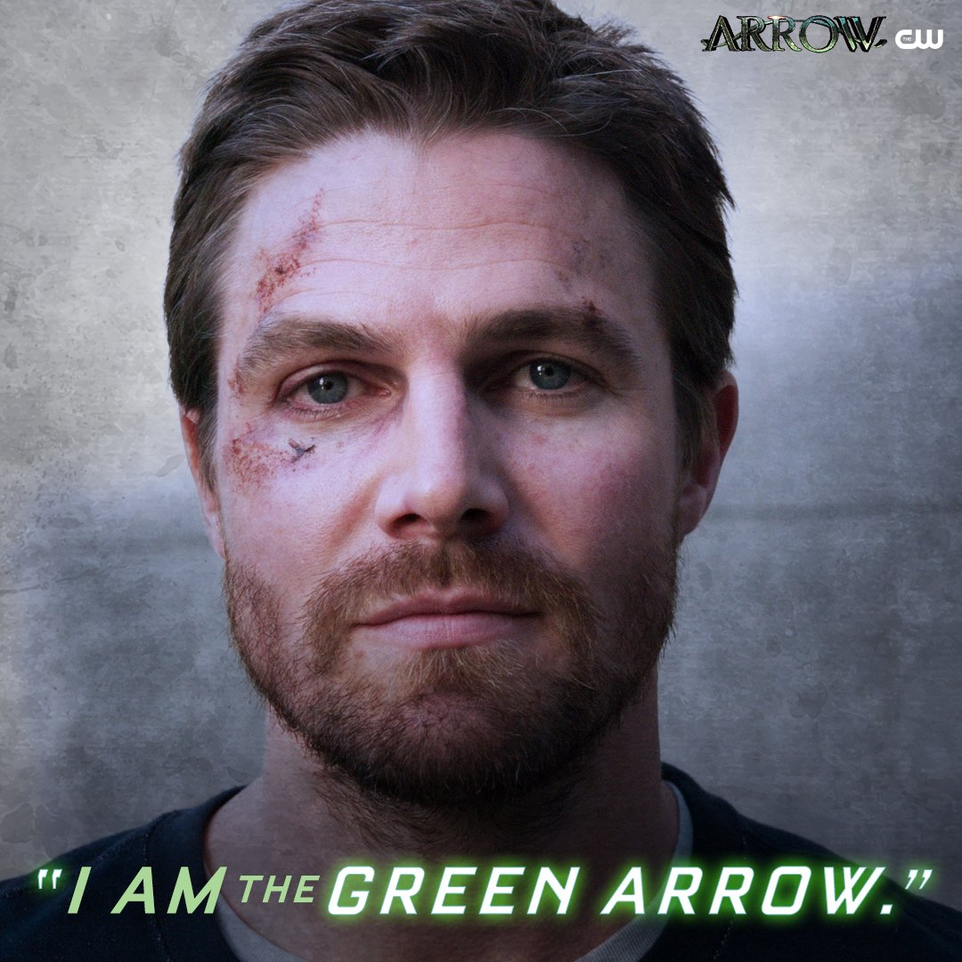 His secret is out. Stream the season finale for free only on The CW App: https://t.co/itFv1osqS7 #Arrow https://t.co/GDtiV1xGOr