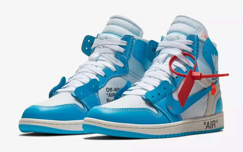 The 'UNC' Off-White x Air Jordan 1 just got a surprise release on Nike SNKRS. Did you get through? https://t.co/5Wdl1xCOGA
