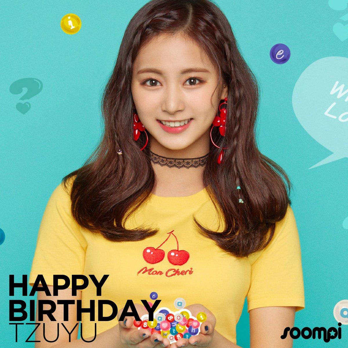 Soompi's photo on #HappyTzuyuDay