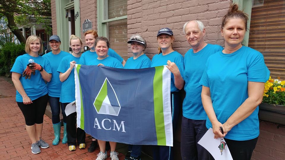 A group of ACM employees participated in the Day of Caring and Sharing last week, helping to beautify the community and get Allegany County ready for spring.   #ExperienceACM #ThisIsACM #COMMUNITYcollege #community #DayofCaringandSharing<br>http://pic.twitter.com/dVKAt62mbo