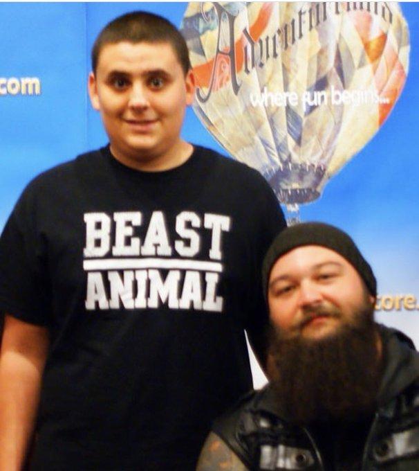 Happy Birthday To WWE Wrestler Bray Wyatt!!!