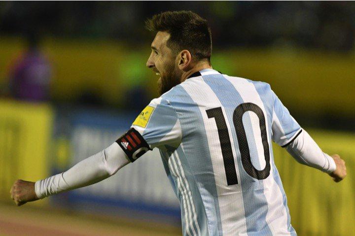 Ladbrokes's photo on Messi