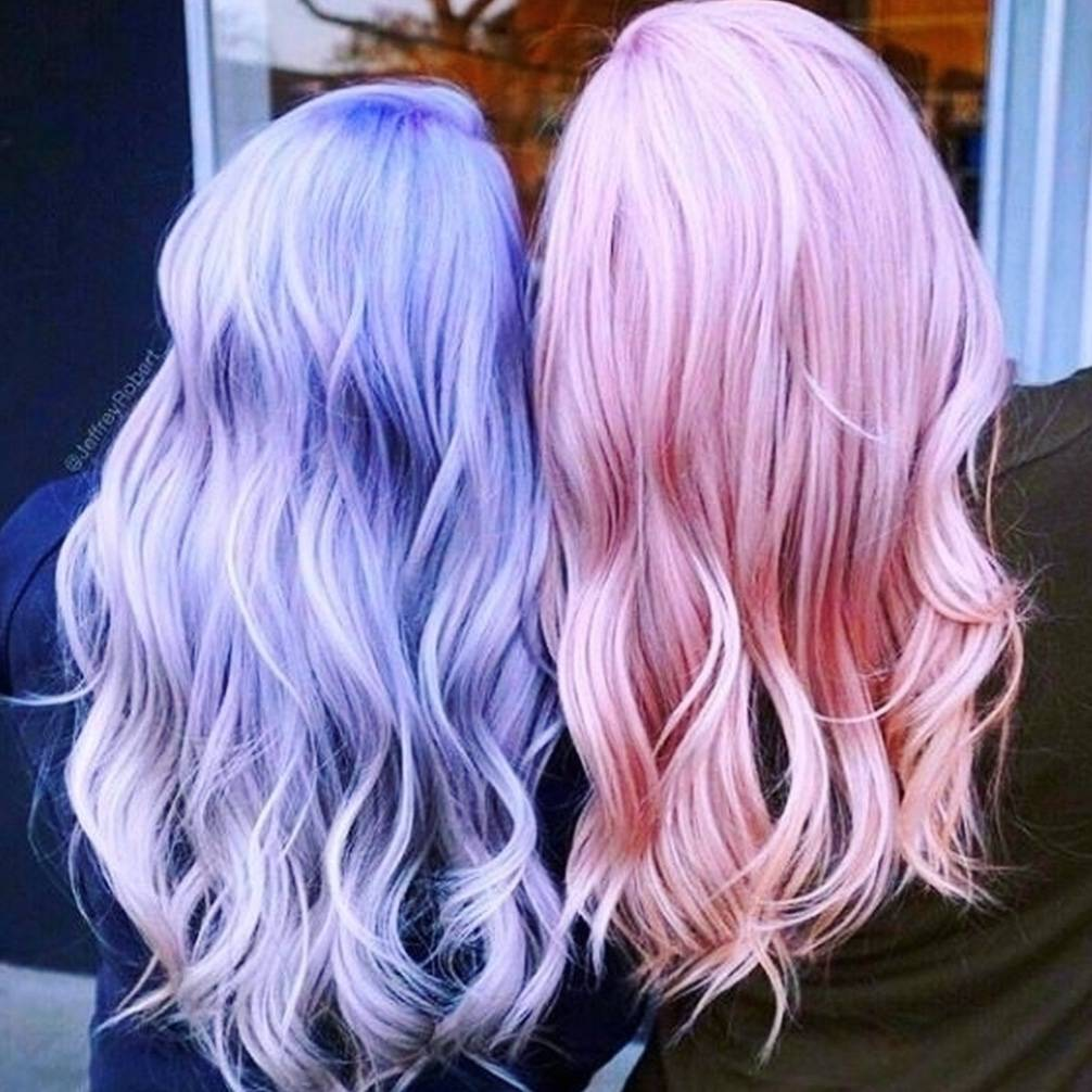 Image for HOLIDAY hair inspo 💜💖 #ikrushbabe https://t.co/6AEDrxXwwc