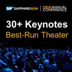 New keynotes announced! https://t.co/yOtRPrvmHNHear from SAP leadership team, strategic partners, and some of SAP's largest customers at #SAPPHIRENOW.