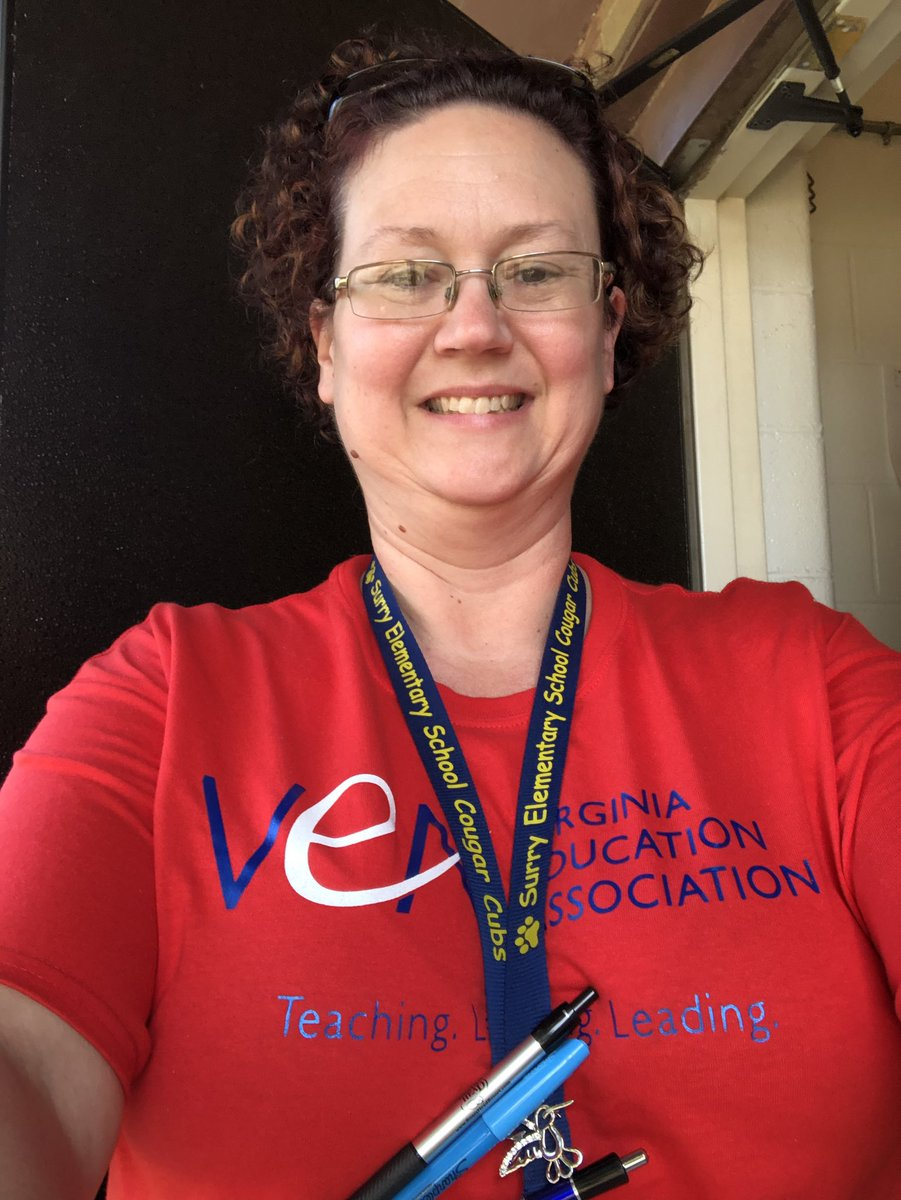 #Red4Ed Latest News Trends Updates Images - CurlyT_PreK